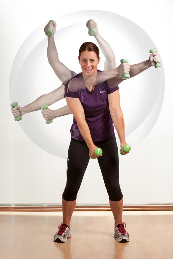 Schildkröt-Fitness: Krafttraining der Schultermuskeln für Tennisspieler